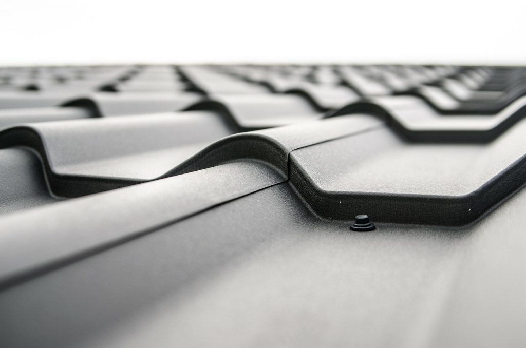 metal roof plates